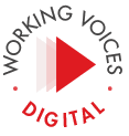 Working Voices Digital logo
